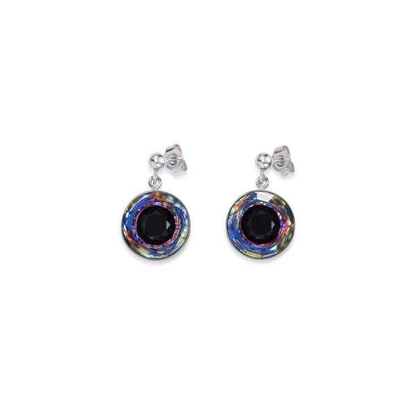 Ohrringe Swarovski® Kristalle multicolor