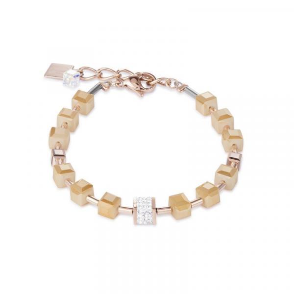 Armband Pavé-Kristalle Swarovski® Kristalle nude 4953_30-1000