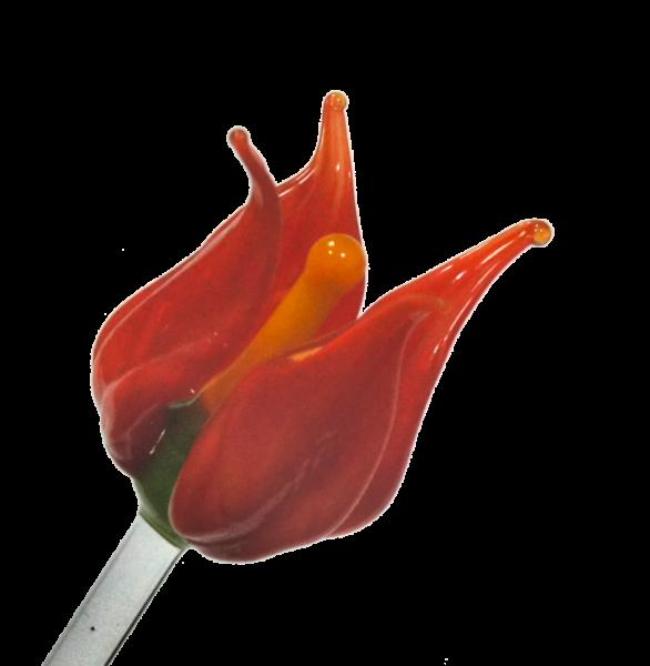 Bowlespieß Blume Variante 4