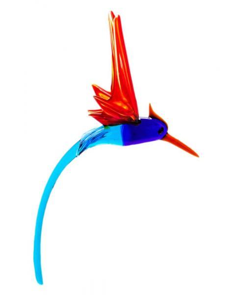 Kolibri aus Glas zum Hängen (V1) BC-KB1