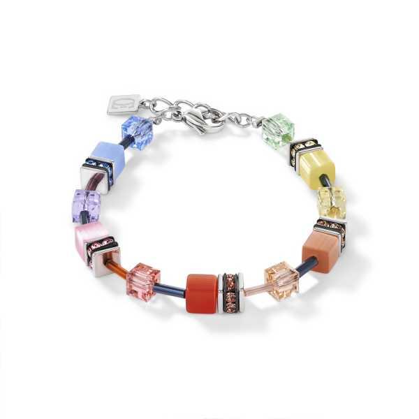 GeoCUBE® Armband multicolor soft