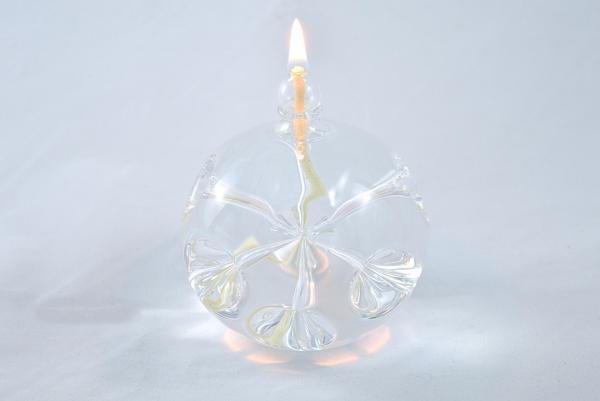 Öllampe Reflexe