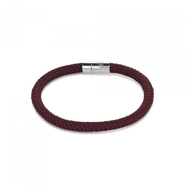 Armband Textil Magnetverschluß braun 0115_31-0329