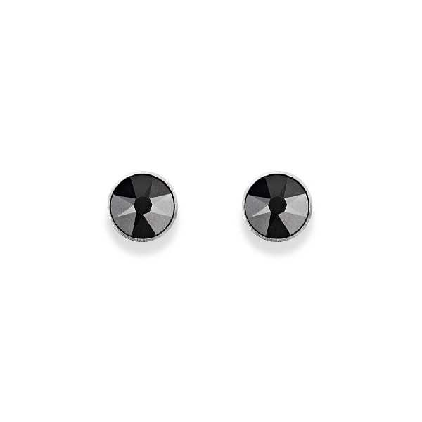 Ohrringe Swarovski® Kristalle silber