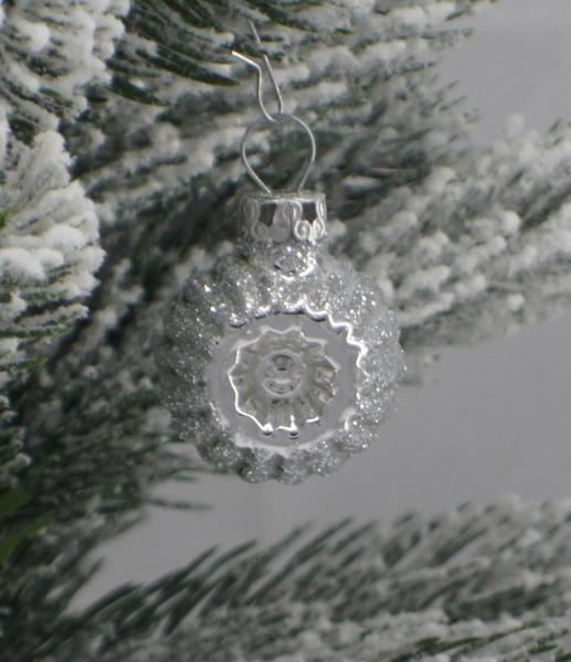 Silber Kugel Reflex 3cm