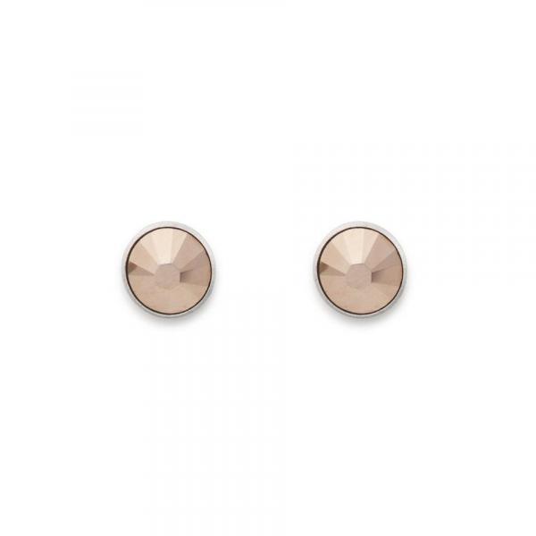 Ohrringe Swarovski® Kristalle roségold 0042_21-1620