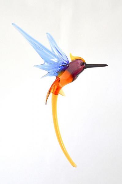 Kolibri aus Glas zum Hängen (V5) BC-KB5
