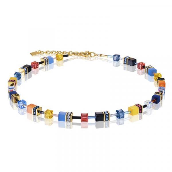 GeoCUBE® Halskette multicolor motion