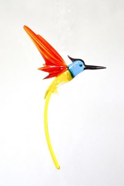 Kolibri aus Glas zum Hängen (V4) BC-KB4