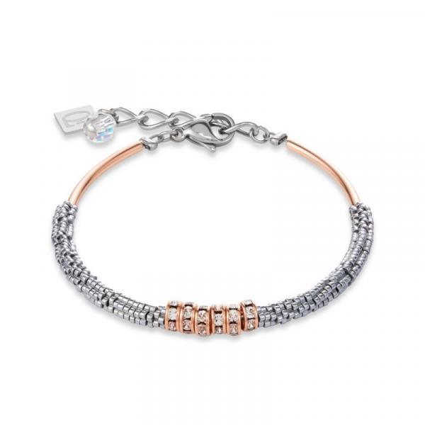 Armband Hämatit & Strass kristall 4986_30-1800